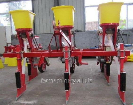 Машина для точної посадки кукурудзи і сої. Модель: 2BJF-3