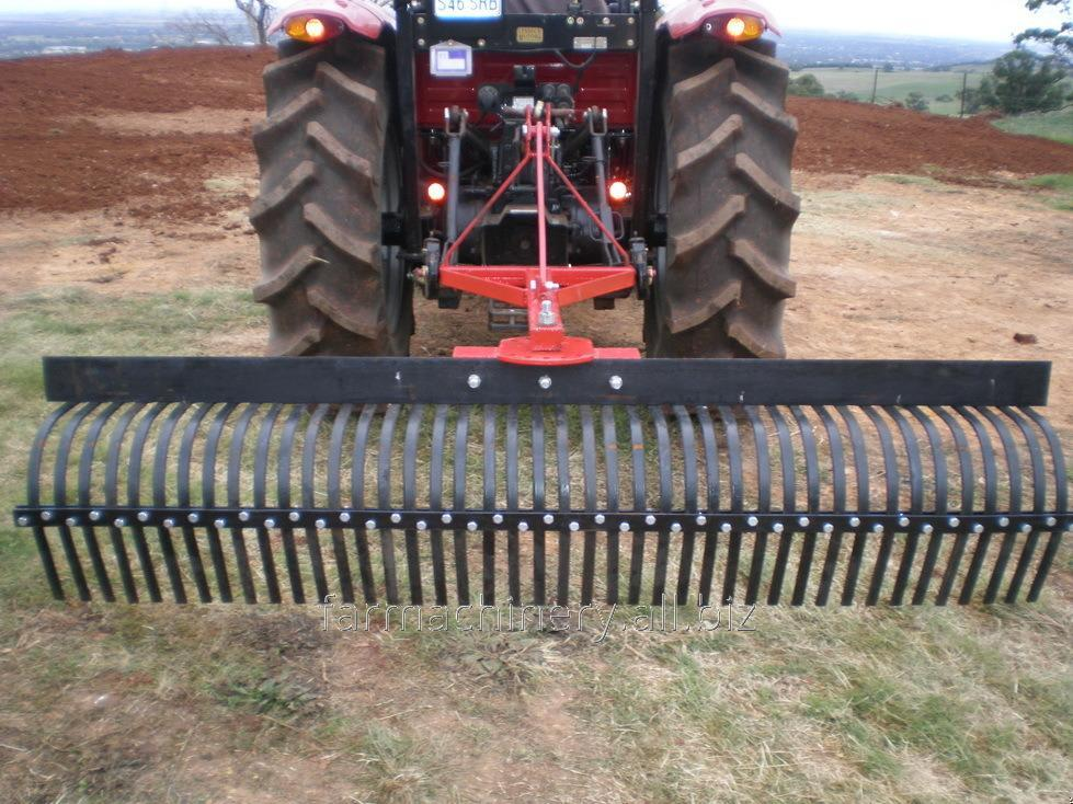 Common Soil Rake. Model: LR-1.5