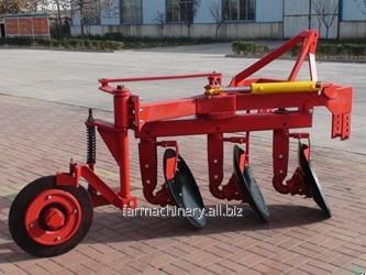 Bilateral Disc Plough. Model: 1LY(SX)-525
