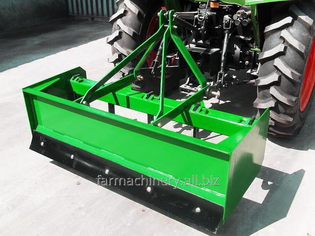 Box Land Scraper. Model: BS-8