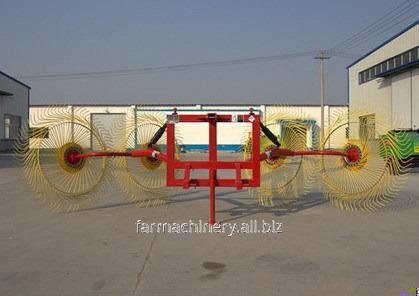 Disc Hay Rake. Model: FDR-4.0