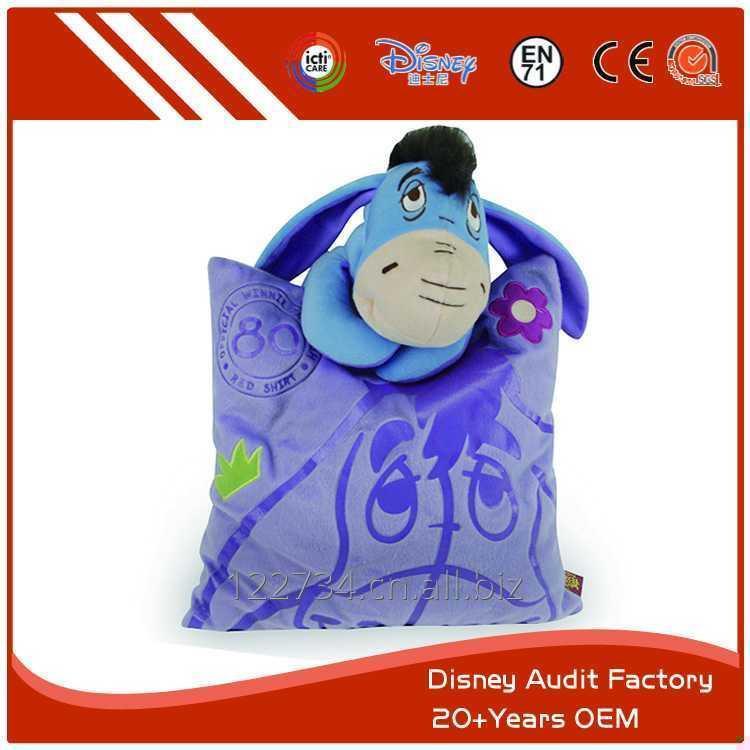 购买 Disney Donkey Throw Pillows