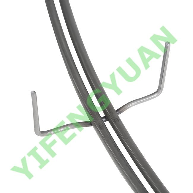 """购买 48""""-54"""" Double Rail Reduced Clip Clamp Rings"""