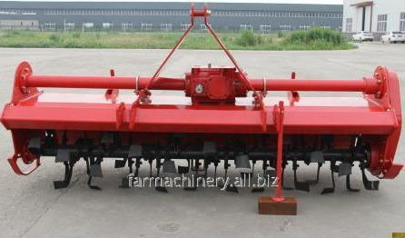 European Heavy Rotary Tiller. Model: 1GLN-105