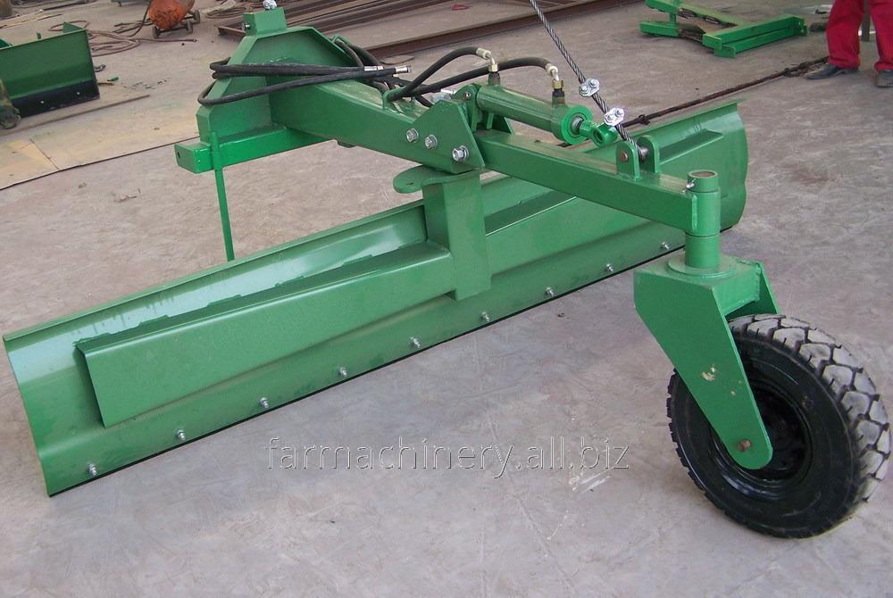 Hyraulic Rear Blade . Model: RB-10