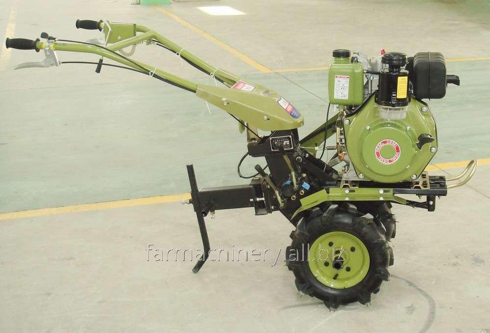 Power Tiller. Model: 1WG-4105 (with 178F diesel engine)