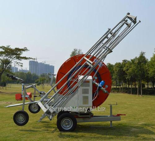 Reel Irrigator. Model: 75-350TX