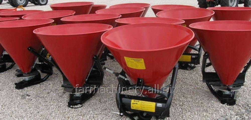 Round Mini Spreader. Model: SDR600
