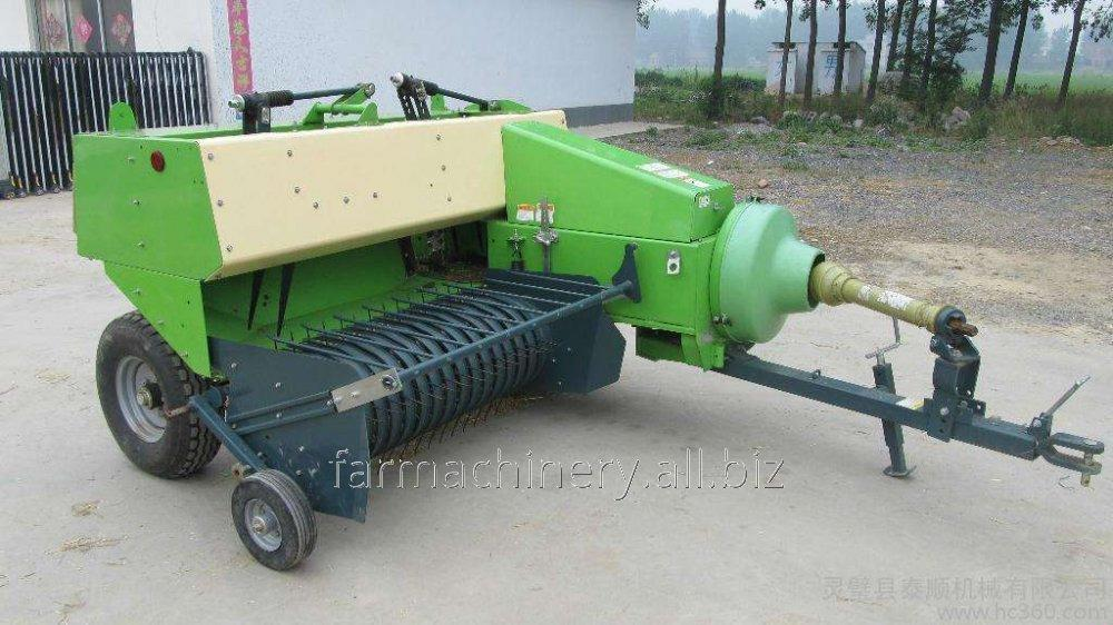 Square Hay Baler. Model: 3060