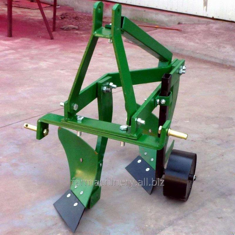 Steel Bottom Plough - model: 1LG-425