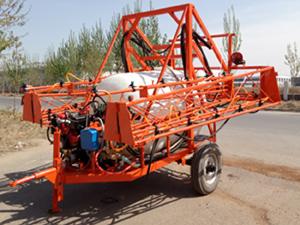Towable Sprayer. Model: 3W-3000-16