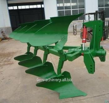 Turnover Plow. Model: 1LF-435