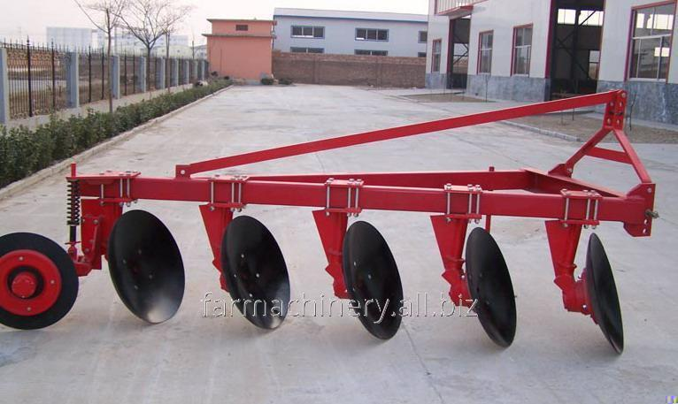 Unilateral Disc Plough. Model: 1LYQ-320