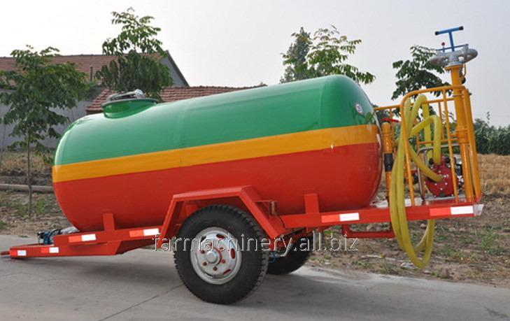 Water Tank Trailer. Model: WT-3
