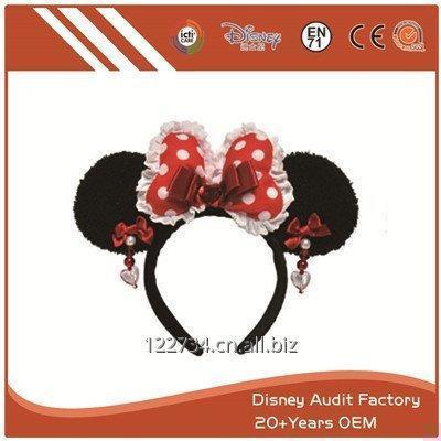 购买 Plush Disney Minnie Mouse Headband