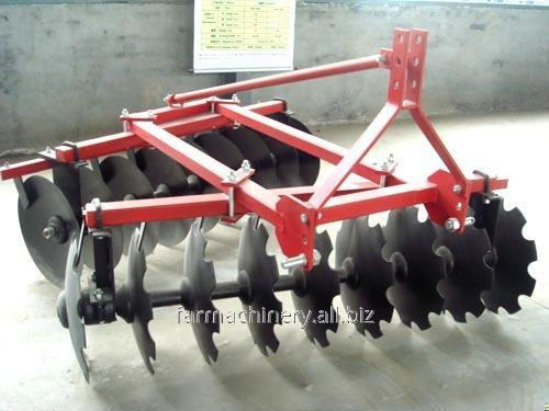 Buy Middle Harrow. Model: 1BJX-2.5