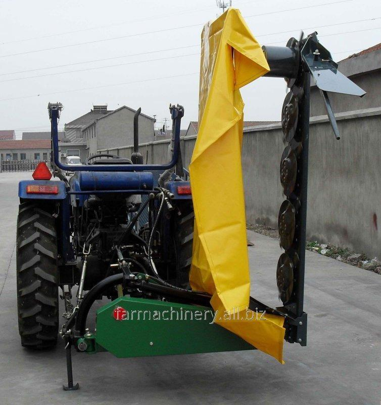 Buy Verge Offset Disc Mower. Model: DM-135