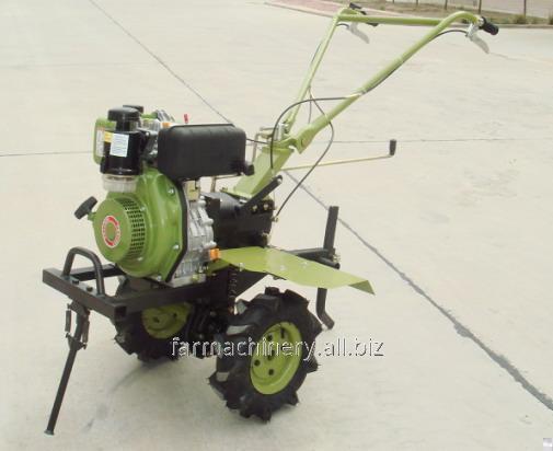Power Tiller. Model: 1WG-4 (with 177F-5 gasoline engine)