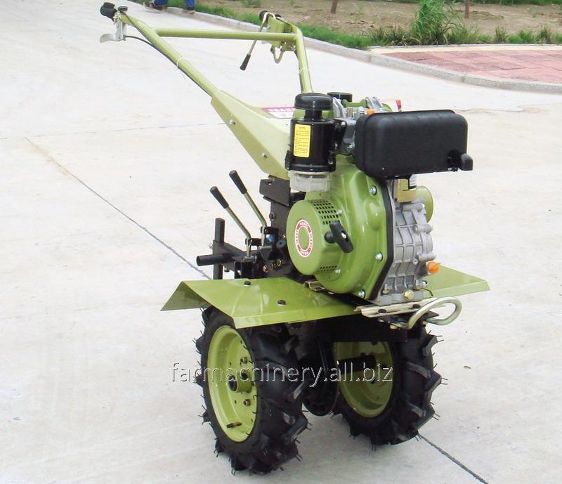 Power Tiller. Model: 1WG-4 (with R175 diesel engine)
