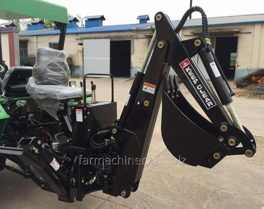 PTO Backhoe. Model: LW-6
