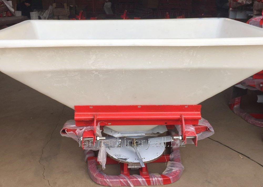 Square Fertilizer Spreader. Model: FS-1000