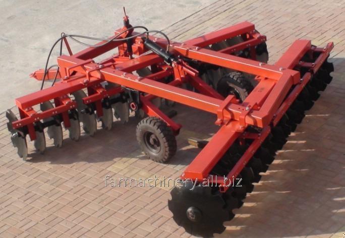 Heavy Harrow. Model: 1BZ-3.0