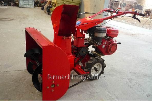 Gasoline Snow Machinery