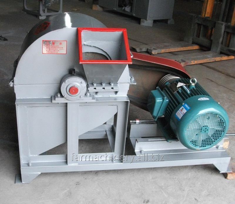 Sawdust Shredder. Model: 5050 C (11~15)KW+5.5KW(the fan power)