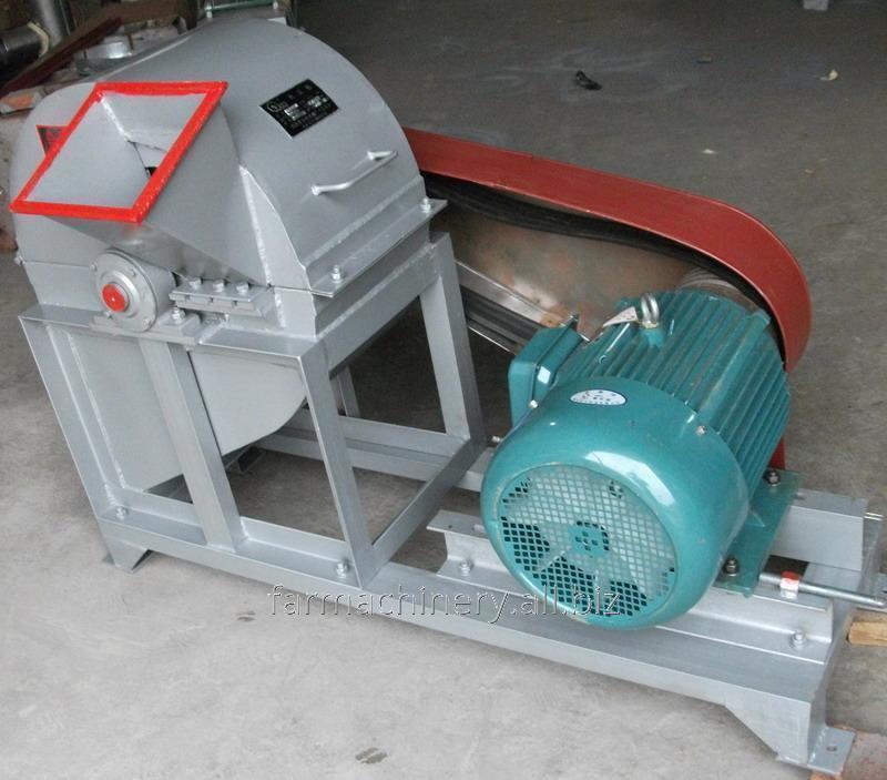 Sawdust Shredder. Model: 5050 C 22KW+7.5KW(the fan power)