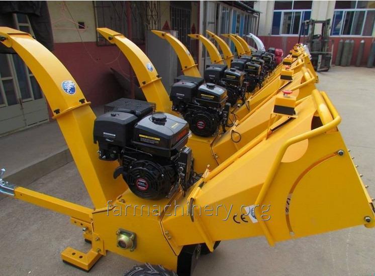 Maszyny do kruszenia ATV drewna