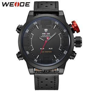 Buy WEIDE WH5210B-1C LED men watches 2017