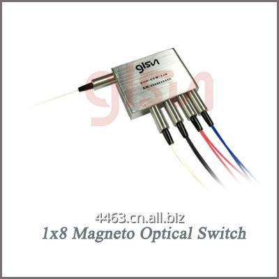 购买 GLSUN 1x8 Magneto-Optical Switch