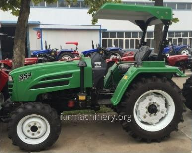Compact Tractor 25-40HP. Model: L254