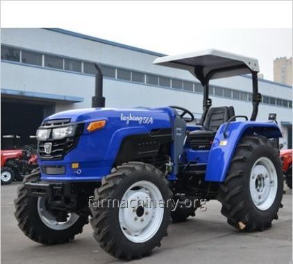 Medium Tractor 40-65HP. Model: L550