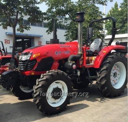 Enorme Tractor 120-180HP. Model: L1604