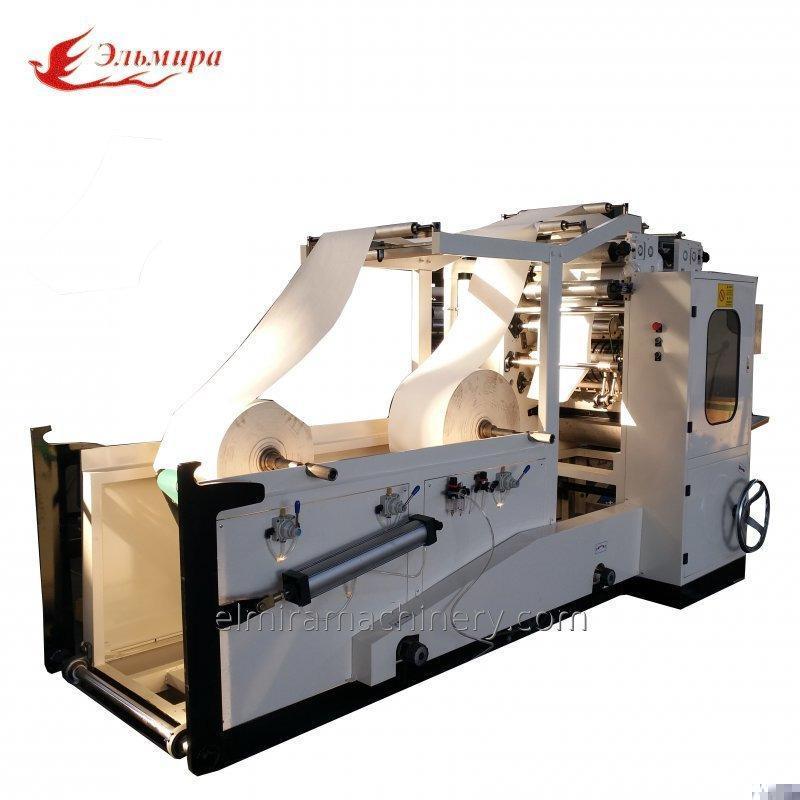 Линия для производства бумажных полотенец