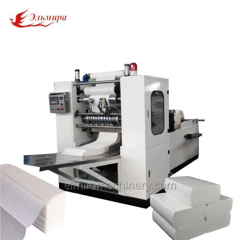 Otomatik V-katlama El Havlu Makinesi