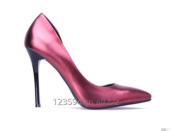 Buy Women Court Shoes High Heels for Women Sexy Black Size 3