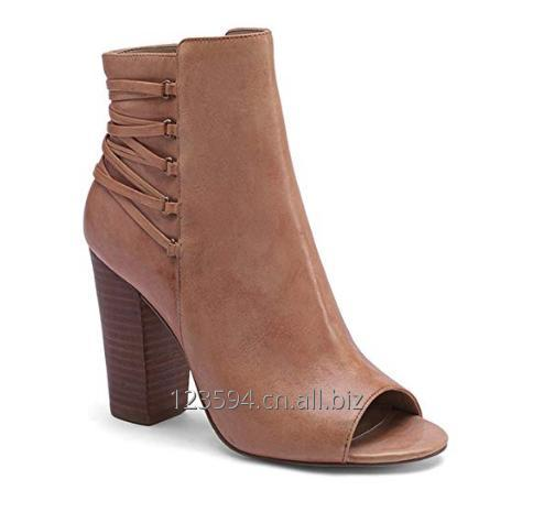 Buy Women Shoes Ankle Boots with Side Strap