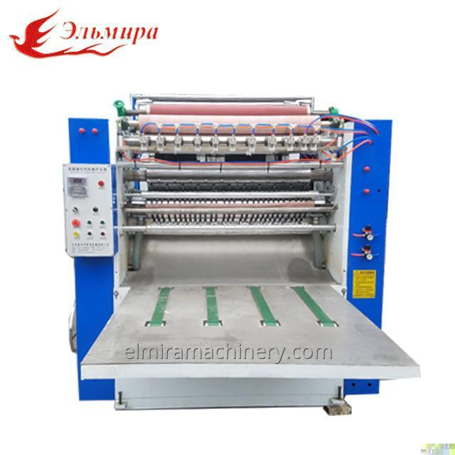 Automatic Z fold hand towel paper making machinery