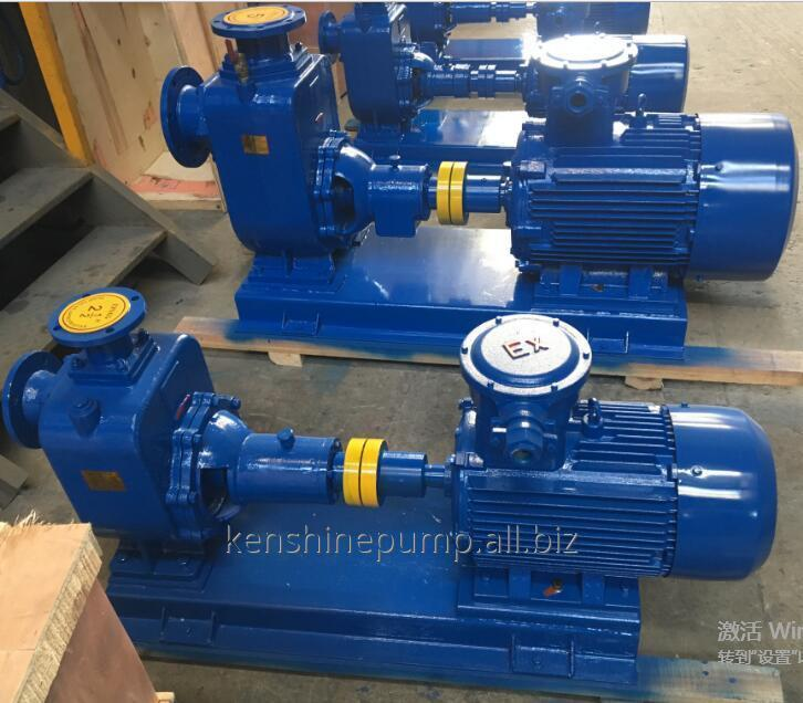 Buy ZX Self priming centrifugal pump clean water pump chemical industry pump