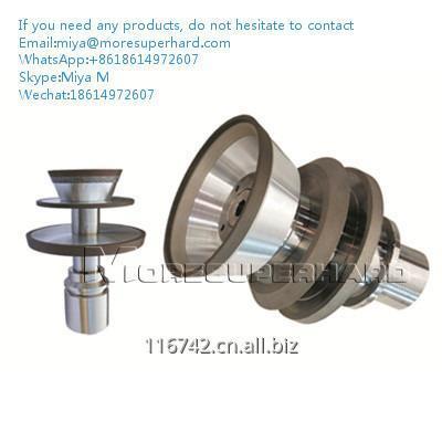 Grinding Wheel For CNC Tool Grinder miya@moresuperhard.com