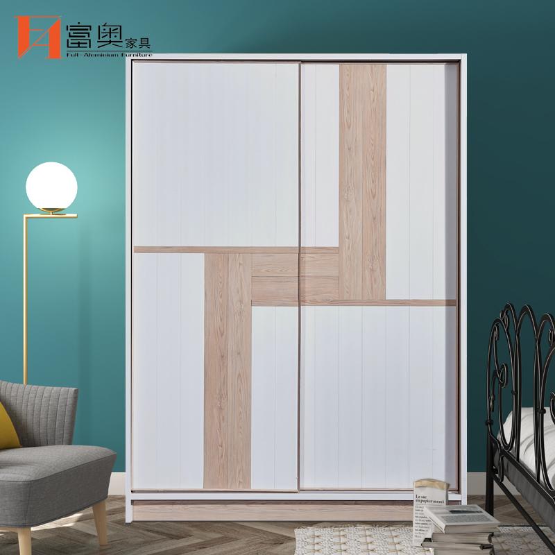 Buy All Aluminum Home Furniture Bedroom Sliding Door Wardrobe