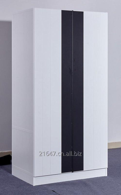 Buy Simple Aluminum Clothing Armoire All Aluminium Wardrobe