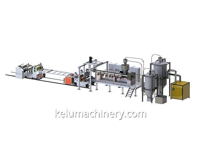Pet Folie Extruder Henan Kelue Machinery Co Ltd All Biz
