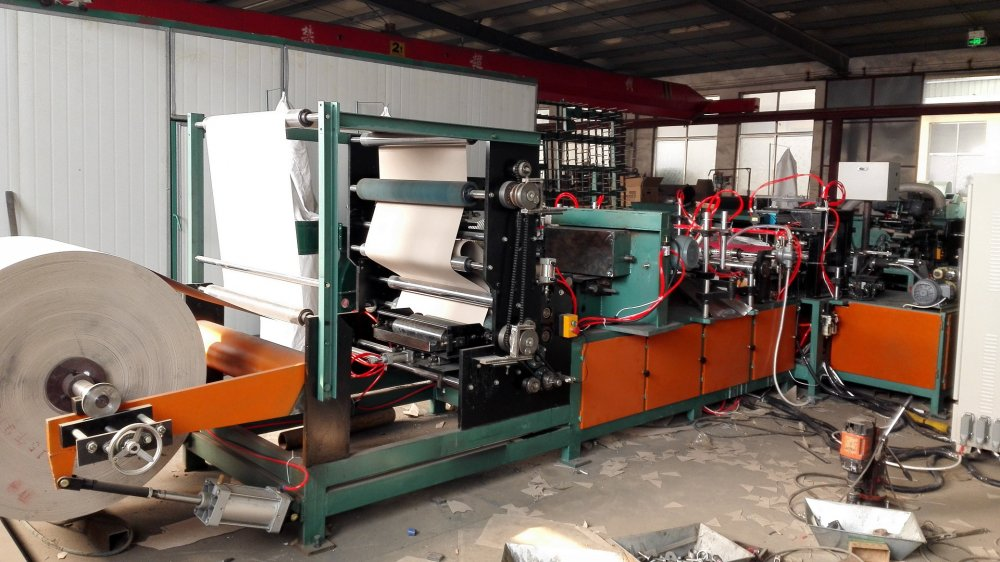 Buy Paper cone machine