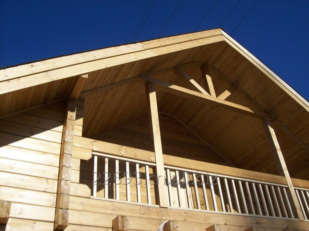 Buy Light Steel Structure Wooden Villa House