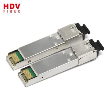 Buy 1.25g single fiber bidi sfp transceiver compatible huawei/cisco