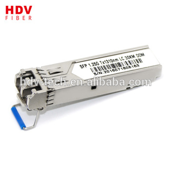 Buy China supplier compatible for zte BIDI T1550/R1310nm SFP-WDM 20KM, SFP module