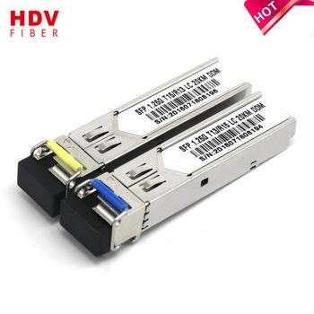Buy 155M SFP 20km MM LC connector cisco compatible sfp transceiver